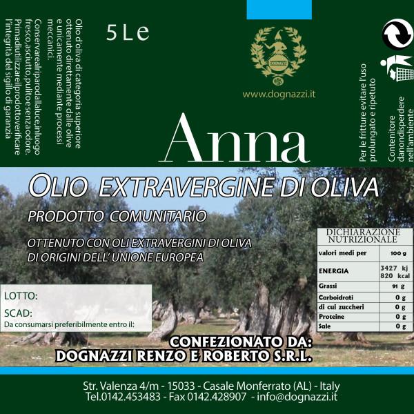 Eti Olio EXTRAVERGINE DI OLIVA COMUNITARIO 5L
