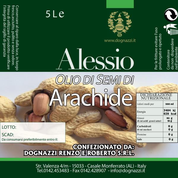 Eti Olio di Arachide 5L