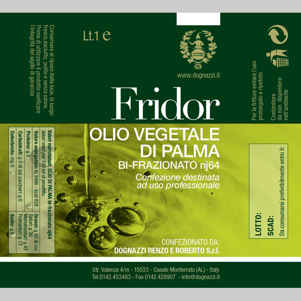 fridor-etichetta